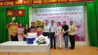 Lễ kỷ niệm ngày phụ nữ Việt Nam 20/10